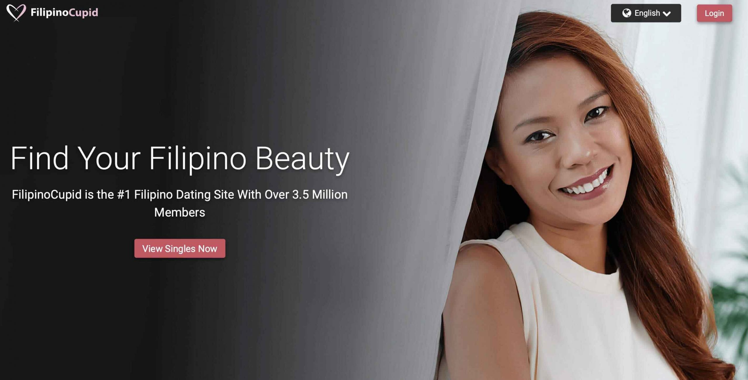 FilipinoCupid Main Page