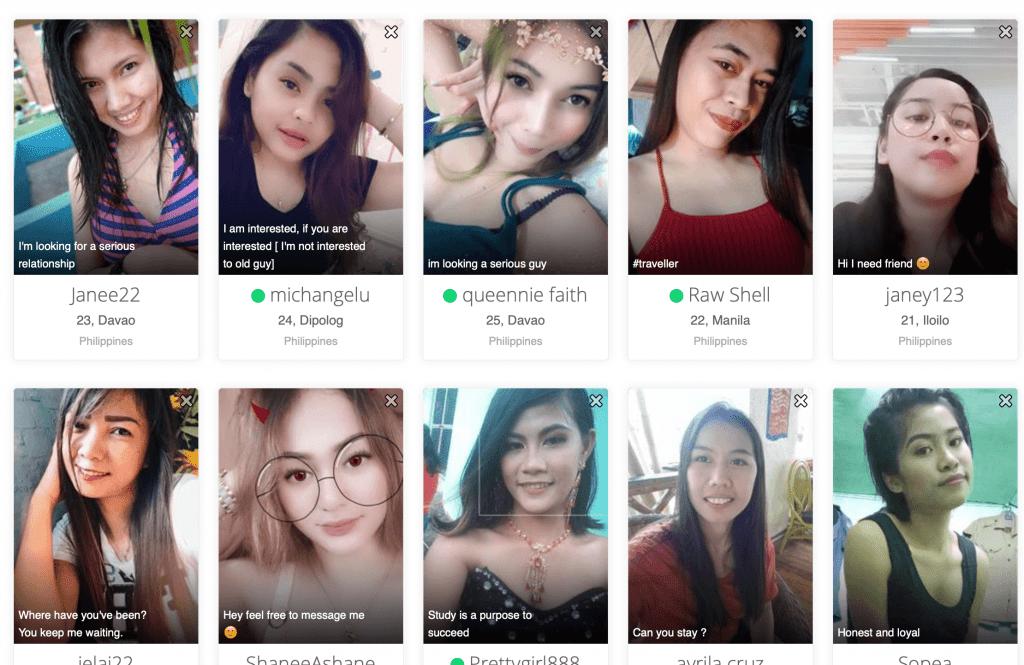 DateinAsia Members